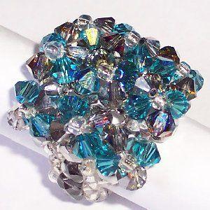 Pierres Swarovski bijoux 1